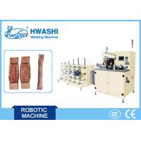 Cheap Automatic Copper Braided Strand Wire Cutting and Welding Machine for sale
