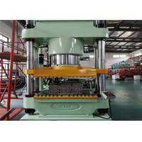 Buy cheap 4 Columes Structure Plate Vulcanizing Machine Single Operation Platform Face - from wholesalers
