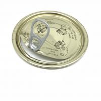 Cheap International Standard Size Cylinder Metal Tin Lid For Packaging Can for sale
