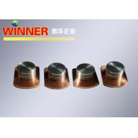Cheap Aluminum Copper Battery Pole For Welding Smooth Surface High Efficiency for sale