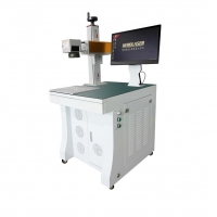 Cheap Small Integrated CO2 Laser Marking Machine With Galvanometer for sale