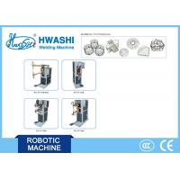 Cheap Hwashi Foot Pedal Spot Welding Machine 380V 35KW Easy Operating For Basket for sale