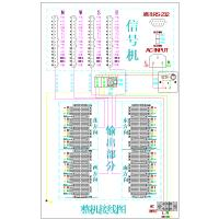 44 output indpent networking intelligent traffic signal controller for sale of traffic lights cn