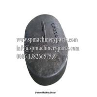 Manufacturer Direct standard and customized products Offshore Platform Cast Iron Sinker 500kg For Sale