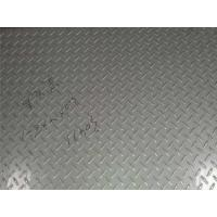 Cheap 10mm Stainless Steel Floor Plate / Stainless Steel Checkered Plate for sale