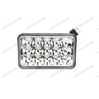 Cheap Easy Replace LED Truck Work Lights 7 Inch 4x6 Can Square LED Headlights for sale