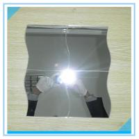 Cheap Bevelled Edge Processed Mirror Glass for sale