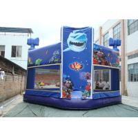 Cheap Indoor or Outdoor Commercial Grade Bouncy Castle / 0.55MM PVC Inflatable Bouncer for sale