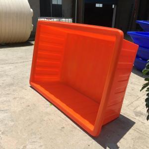 Cheap 1000L PE big plastic live fish transport tanks for sale