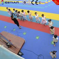 China Modular Sports Flooring For Outdoor Field Kindergartener Playground on sale