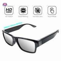Cheap 2019 New Sunglasses Hidden Camera DVR Video Spy Camera with 75mins Battery Life Recorder Super Easy to Use Made In China for sale