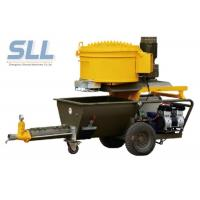 Cheap Electric Epoxy Wall Putty Sprayer / Cement Mortar Plastering Machine 2.2kw Power for sale