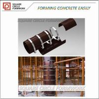 Cheap circular column formwork/concrete wall forms china manufacturer for sale