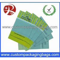 Quality Clear Printed OPP Custom Packaging Bags With Header Self-adhesive Material wholesale