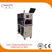 Cheap CCD Identification Positionin Selective Laser Soldering Machine for Soldering Tin Wire for sale