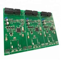 China High Speed PCBA Board 2 Layers PCB Printed Board Assembly AOI Inspection on sale