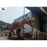 Giant Animatronic Dinosaurs Playground Decoration Mechanical Simulation Dinosaur for sale