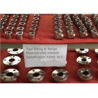 Cheap UNS N06600 Heat Resistant Alloys W.Nr.2.4816 / INCONEL® 600 Good Workability for sale