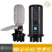 7 Ports Heat Shrinkable Joint Closure For Fiber Protection New Design