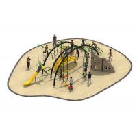Cheap Outdoor Park Rope Playground Equipment / Climbing Play Equipment KP-K003 for sale