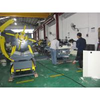 Cheap Automated Production Line NC Sheet Metal Coil Feeder Non Standard Material Stamping for sale