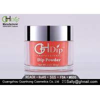 Buy cheap Natural Gel Dip Powder Nails Polish Healthy For Nail Beds , Water Resistant from wholesalers
