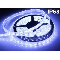 Cheap 12V White RGB LED Strip Lights Cuttable Waterproof Swimming Pool Strip for sale