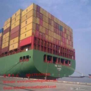 Cheap Sea Shipping Logistics Service From Shenzhen To Umm Qasr for sale