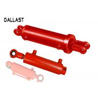 Cheap Double Way Steel Custom Chromed Hydraulic Cylinder for Agricultrual Vehicles for sale