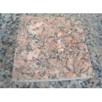 Cheap Nature Red Granite Stone Tiles / Granite Tiles For Bathroom Floor for sale