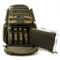 Cheap Druable Outdoot Hunting Tactical Gun Bags Army Camo Backpack OEM Service for sale