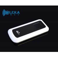 Cheap globle roaming travel wifi router 8000mAh battery lte pocket hotspot private housing for sale