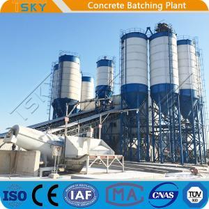 Cheap HZS180 Stationary Concrete Batching Plant for sale