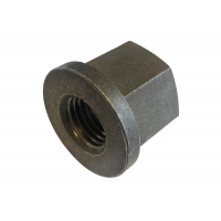 Buy cheap Din 981 45# Steel Auto Lathe Hex Lock Nut Pricision Tolerance Good Hardness from wholesalers