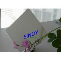 Cheap 5mm Clear Aluminium Glass Mirror For Furniture / Sliding Doors / Wardrobe / Cabinets for sale