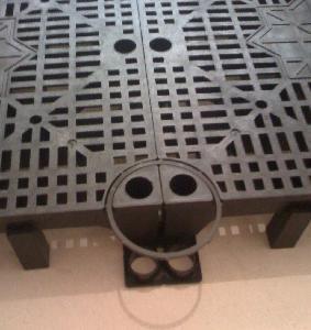 Cheap Plastic Net Floors for sale