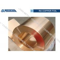 Cheap Standard Tin Phosphor Bronze Foil Copper Alloy Metal Foils C5191 / C5210 for sale