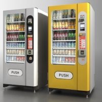 Cheap LE201A Multifunctional integrated intelligent snack & drink vending machine for sale