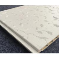 Buy cheap WPC floor wpc pvc sheet wpc false ceiling laminated panel FALSE CEILING interior from wholesalers