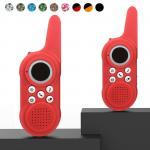 Cheap Shenzhen custom Logo toddler toy walkie talkie 2 way radio wholesale for sale