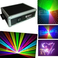 Cheap 4000RGB 4W Full Colour Laser System with ILDA, DMX,SD card and Auto/Music for sale