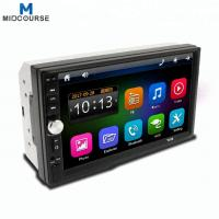 Cheap Universal 7 Inch 2 Din double din Touch Screen Bluetooth Car Stereo screen mp5 DVD player for sale