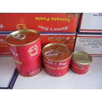 Cheap health food!!! manufacturefor tomato paste 800g with easy open lid tomato paste factory from China for sale