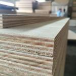 Eco Friendly Okoume Marine Grade Plywood , MR Glue 18mm Commercial Plywood