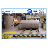 Customized Parent Paper Roll Handling Equipment ISO 9001 Certification