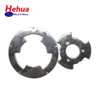Buy cheap Durable Metal Stamping Parts Stainless Steel Fabrication Customized Size from wholesalers