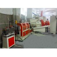 Quality EVA TPE Shoe Sole Material Rubber Kneader Machine With Underwater Cutting System wholesale