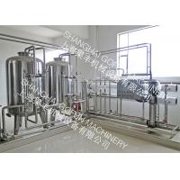 Cheap Energy Saving Juice Production Machine RO Water System  For Beverage Factory for sale