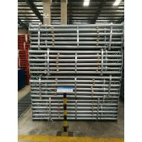 Cheap Scaffolding Formwork Props , Adjustable Steel Props 1.7mm-4.1mm Length for sale