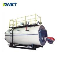 WNS 20t/h oil fired fire tube steam boiler for Textile industry